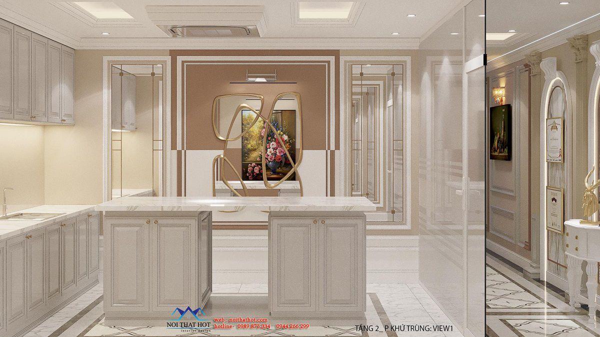 phòng khử trùng