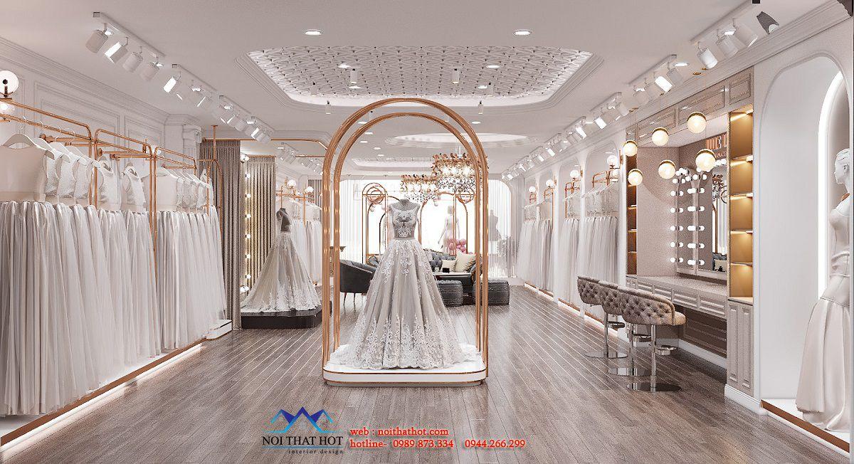 thiết kế ảnh viện áo cưới