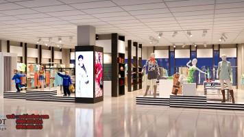 Thiết Kế Shop Thời Trang Nữ – Tiến Lộc Plaza – Hà Nam
