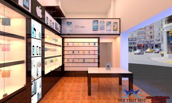 thiết kế shop điện thoại chuyên nghiệp