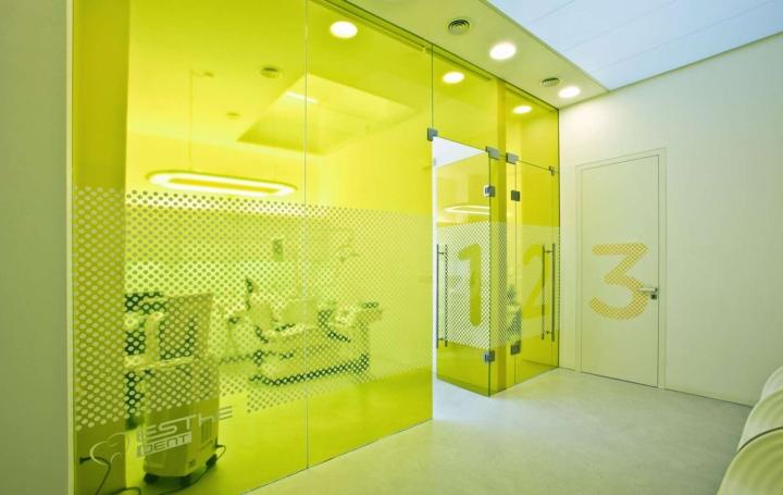 thiết kế phòng khám răng