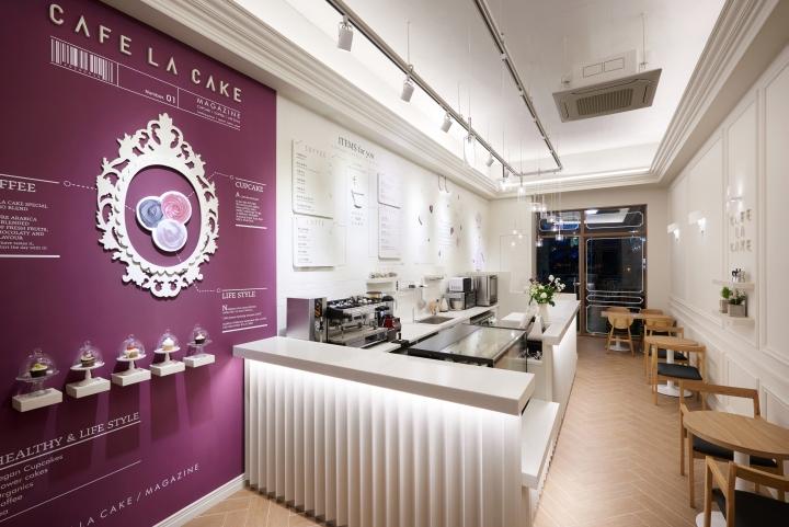 thiết kế cửa hàng cafe chất lượng cao