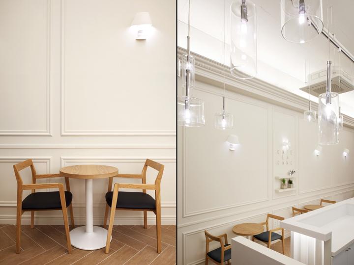 thiết kế quán cafe xinh xắn nhỏ nhắn