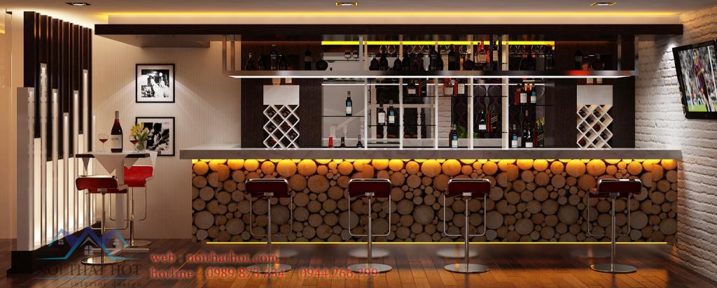Thiết kế nhà hàng hàng đầu việt nam