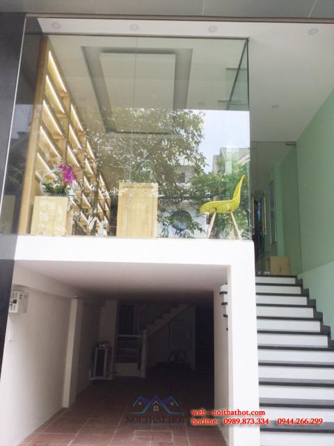 thiết kế shop mỹ phẩm tại Hà Nội