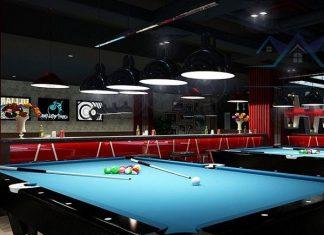 Thiết kế câu lạc bộ bida