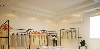 Thiết kế shop thời trang công sởThiết kế shop thời trang công sở