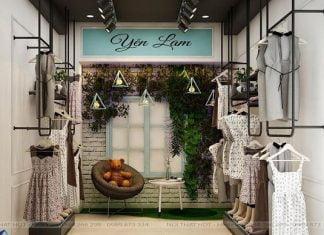 Thiết kế shop thời trang online