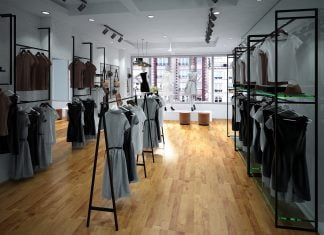 Thiết kế shop thời trang nữ Thành phố Ninh Bình