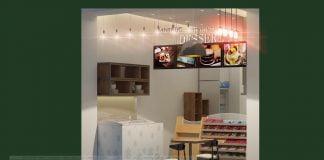 Thiết kế quán ăn nhanh đẹp và tiết kiệm