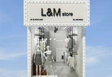 thiết kế shop thời trang tiết kiệm chi phí
