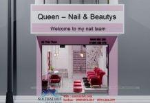 Thiết kế shop nail