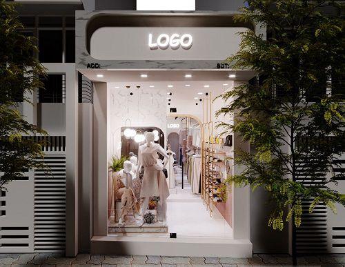 thiết kế shop thời trang hà nam
