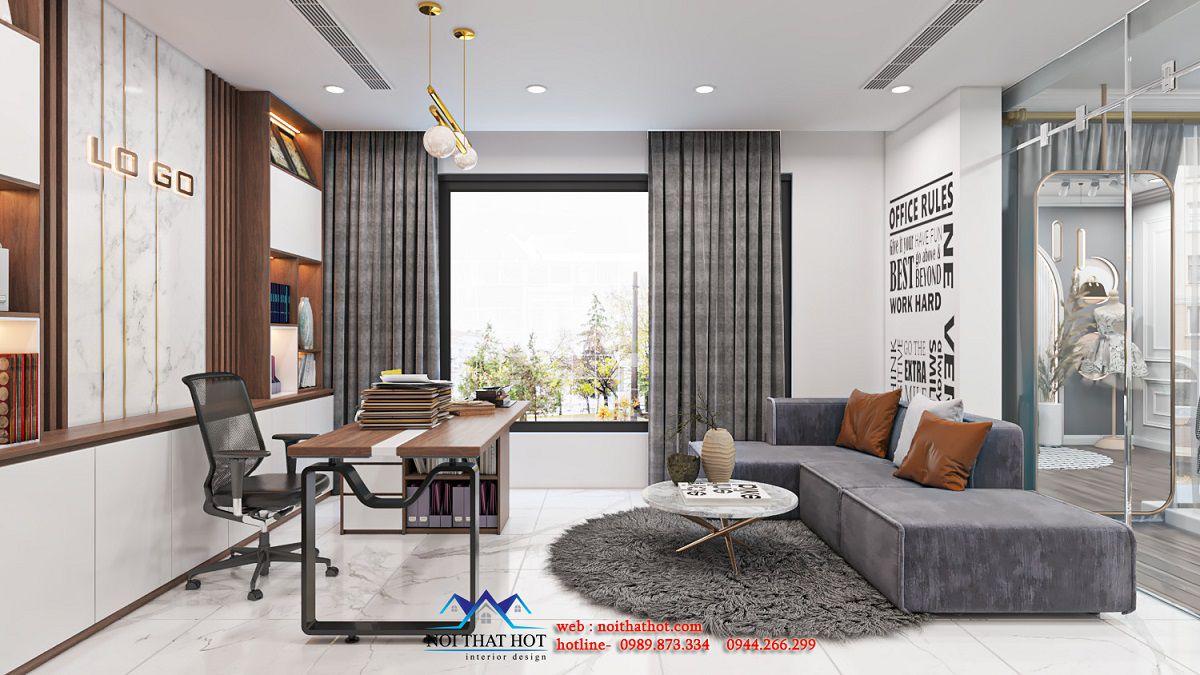 thiết kế nội thất công ty chuyên nghiệp
